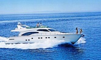 Serene yacht charter Ferretti Yachts Motor Yacht
