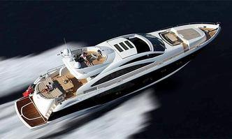 Skyfall United Kingdom yacht charter Sunseeker Motor Yacht