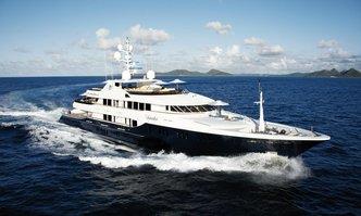 Unbridled yacht charter Trinity Yachts Motor Yacht