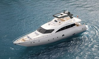 Ulisse yacht charter Aicon Motor Yacht