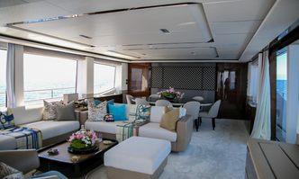 Princess M yacht charter Princess Motor Yacht