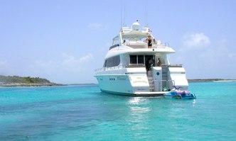Companionship yacht charter Lazzara Motor Yacht
