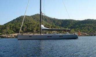 Valkyrie yacht charter Nautor's Swan Sail Yacht