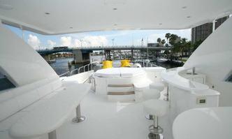 Vitesse yacht charter Hargrave Motor Yacht