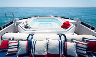 Element yacht charter Cantieri di Pisa Motor Yacht