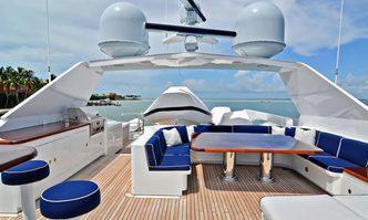 Odin yacht charter Trinity Yachts Motor Yacht
