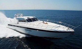 EL VIP ONE yacht charter Overmarine Motor Yacht