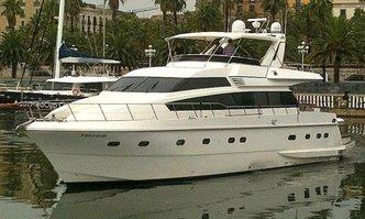 Majestic One yacht charter Monte Fino Motor Yacht