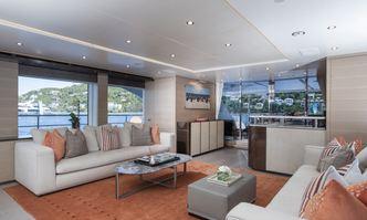 Wabash yacht charter Benetti Motor Yacht