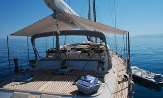 Tiga Belas yacht charter Austral yachts Sail Yacht