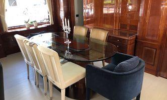 Marques yacht charter Benetti Motor Yacht