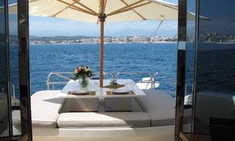 Ola Mona yacht charter Leopard Motor Yacht