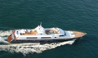 SEASTAR yacht charter Lurssen Motor Yacht