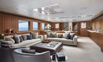 Seashell yacht charter Fittipaldi Yachts Motor Yacht