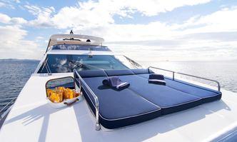 Memories Too yacht charter Azimut Motor Yacht