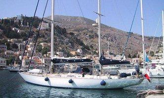 Shaitan yacht charter Nautor's Swan Sail Yacht