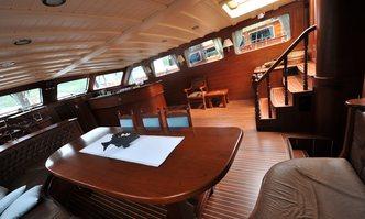 Princess Karia II yacht charter Sevil Yachting Motor/Sailer Yacht