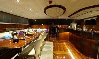 Dear Lila yacht charter Fethiye Shipyard Sail Yacht