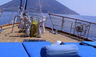 Rex Siciliae I yacht charter Custom Sail Yacht
