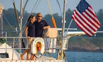 Destiny yacht charter Hylas Sail Yacht