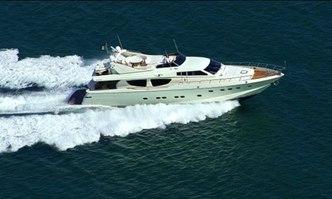 Elecon yacht charter Posillipo Motor Yacht