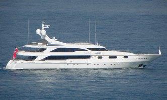 Akira One yacht charter Benetti Motor Yacht