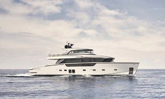 Ocean Six yacht charter Sanlorenzo Motor Yacht
