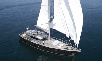 Sylver K yacht charter Noble Yachts Sail Yacht