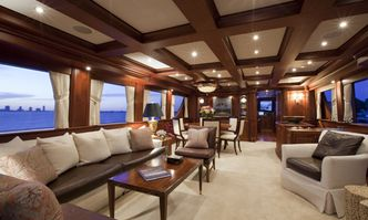 Lady Victory yacht charter Rayburn Custom Yachts Motor Yacht