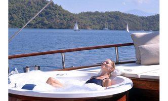 Kaptan Kadir yacht charter Kadir Turhan Sail Yacht