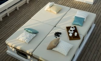 Alexa yacht charter Dream Boat Builders Indonesia Motor/Sailer Yacht