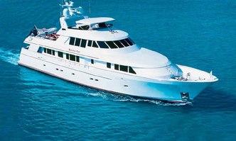 Murphy's Law yacht charter Delta Marine Motor Yacht