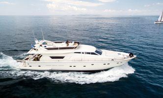 Vento yacht charter Ferretti Yachts Motor Yacht