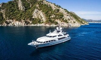 Quest R yacht charter Benetti Motor Yacht