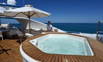 Sotavento yacht charter Benetti Motor Yacht