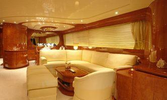 ZOI yacht charter Admiral Yachts Motor Yacht