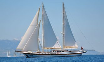 Caner IV yacht charter Custom Motor/Sailer Yacht