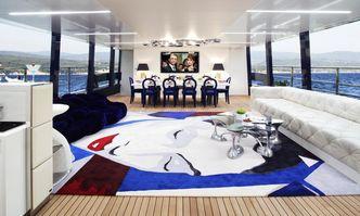 Blade yacht charter MMGI Shipyard Motor Yacht