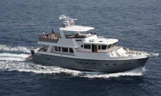 Silver Fox yacht charter Selene Yachts Motor Yacht
