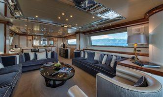 Ariella yacht charter Falcon Motor Yacht