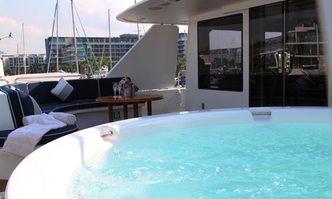 Sea Bear yacht charter Westport Yachts Motor Yacht