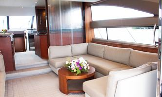 Destiny yacht charter Princess Motor Yacht