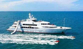 Mia Elise II yacht charter Trinity Yachts Motor Yacht