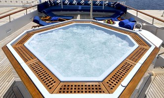 The Mercy Boys yacht charter Schweers Motor Yacht