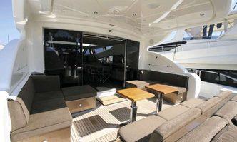 Vitamin Sea yacht charter Leopard Motor Yacht