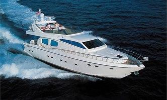 Albatros yacht charter Posillipo Motor Yacht