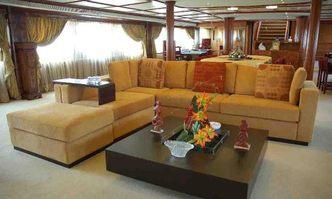 Blue Dawn yacht charter J.J. Sietas Motor Yacht
