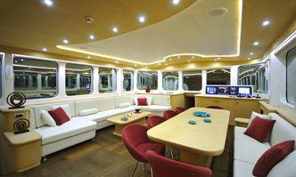 Tuyika S yacht charter Jasmine Yatçılık  Co. Motor/Sailer Yacht