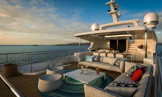 Uriamir yacht charter Benetti Motor Yacht