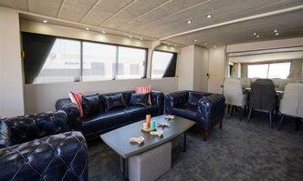 Bona Dea yacht charter Sanlorenzo Motor Yacht